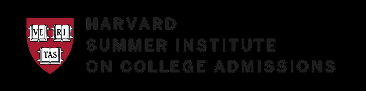 Harvard Summer Institute on College Admissions